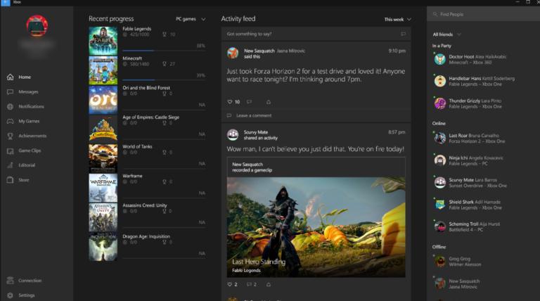 Fix: Xbox App Server blockierte die Konnektivität unter Windows 10