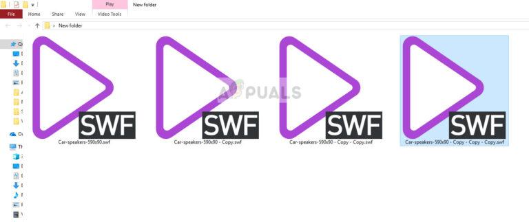 Öffnen und Anzeigen von SWF-Dateien