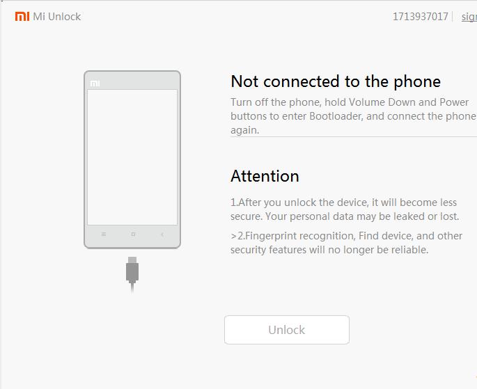 So entsperren Sie Xiaomi-Geräte unter Linux und Mac