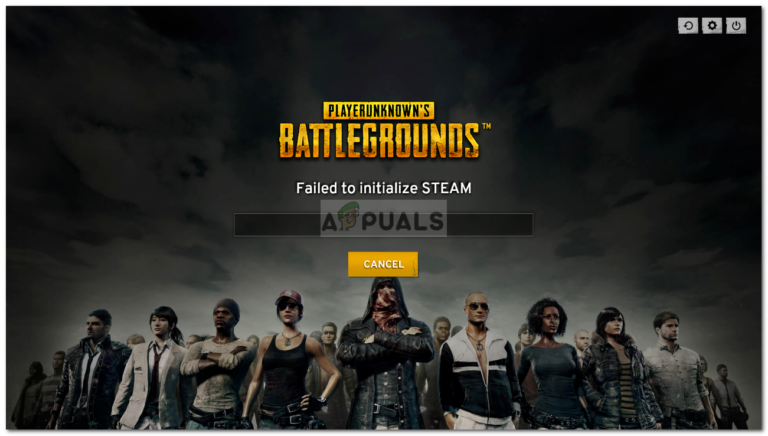 Fix: PUBG konnte Steam nicht initialisieren