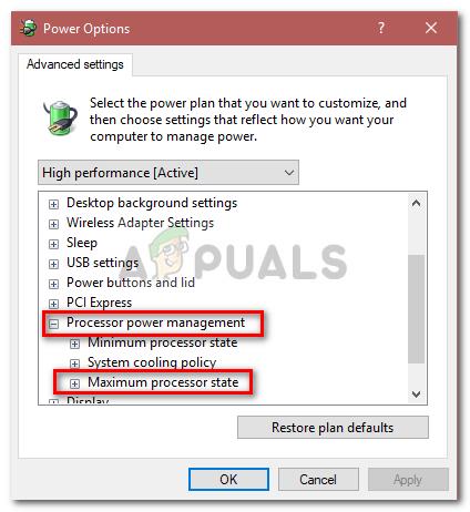 Fix: Laptop schaltet sich aus, wenn der Stecker gezogen wird