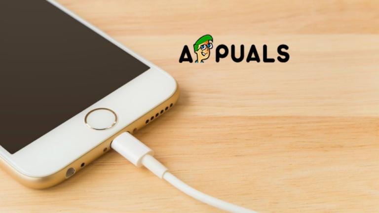 Fix: iPhone steckt am Apple Logo fest
