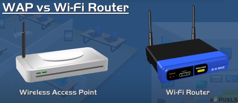 Was ist der Unterschied zwischen Wireless Router und Wireless Access Point?