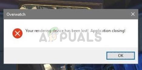 Wie kann ich das Problem beheben? Ihr Rendering-Gerät ist verloren gegangen. Fehler unter Windows 7, 8 und 10?