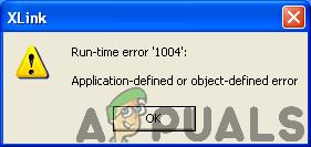 So beheben Sie den Laufzeitfehler 1004 in Excel