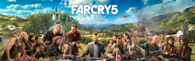 Fix: Far Cry 5 Crashing