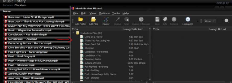 So erhalten Sie ganz einfach die richtigen Tags und Albumcover für Ihre MP3-Sammlung