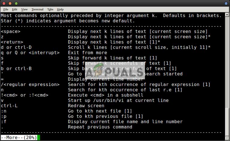 So zeigen Sie den Inhalt einer Textdatei über die Linux-Befehlszeile an