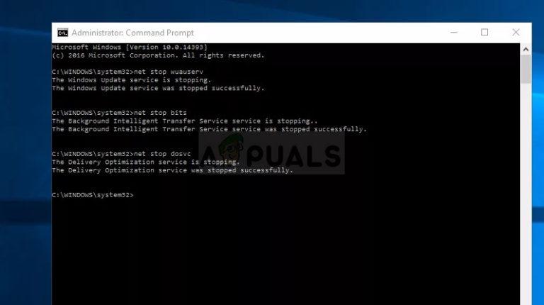 Fix: Windows Update Fehler 80240016