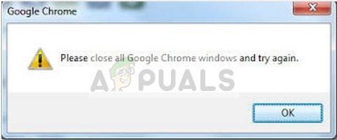 Fix: Google Chrome kann nicht deinstalliert werden