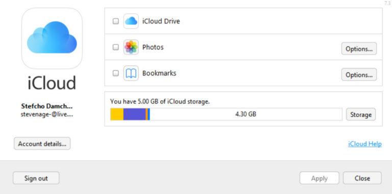 So laden Sie alle Fotos gleichzeitig von iCloud auf den PC herunter