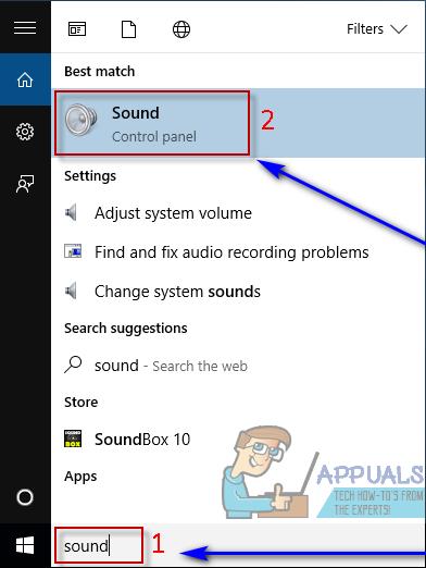 So geben Sie Audio in Windows 10 auf mehrere Geräte aus