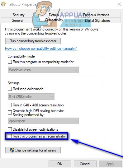 So funktioniert Fallout 3 unter Windows 10