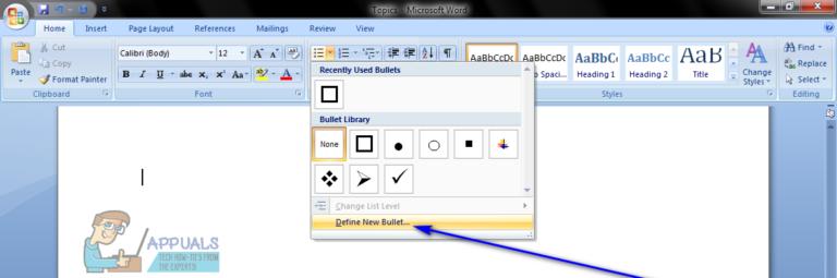 So erstellen Sie eine Checkliste in Microsoft Word