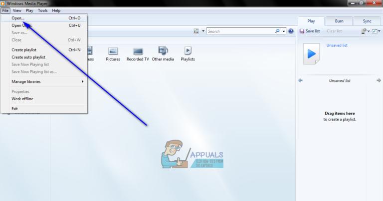 So konvertieren Sie MP4 in MP3 mit Windows Media Player