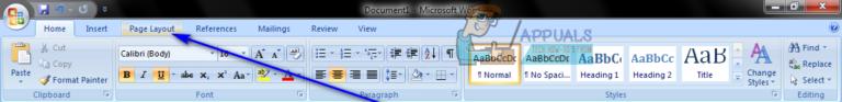 So entfernen Sie ein Wasserzeichen aus einem Word-Dokument