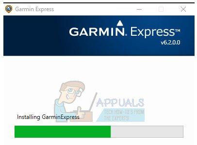 Fix: Garmin Express Probleme – Appuals.com
