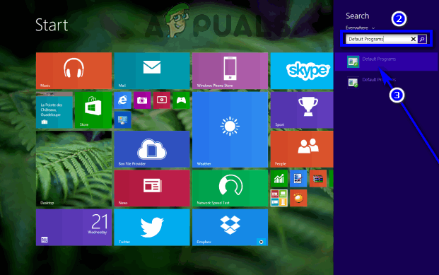 So machen Sie Windows Media Player zum Standard