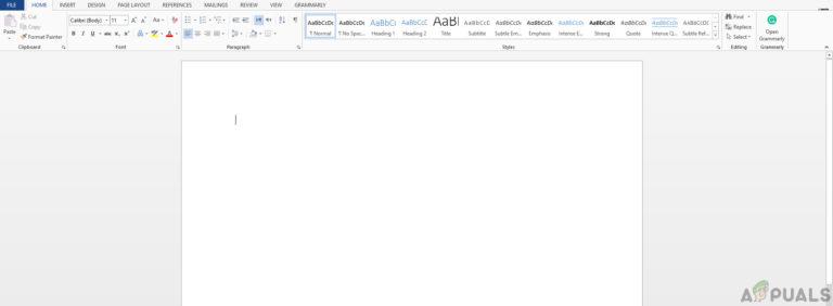 So fügen Sie eine leere Seite in Microsoft Word hinzu