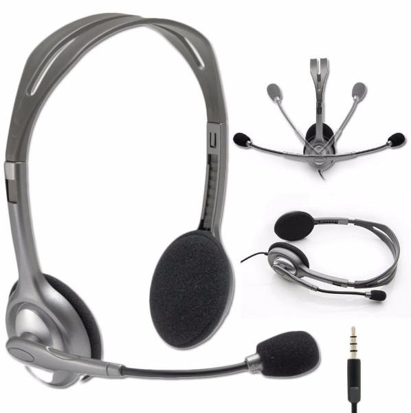 Fix: Logitech H111 Mikrofon funktioniert nicht