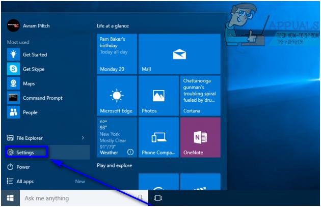 So ändern Sie das Windows 10-Kennwort