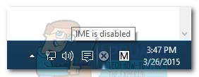 Fix: IME ist deaktiviert – Appuals.com