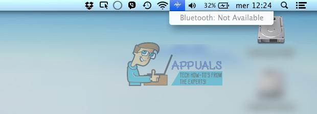 Fix: Bluetooth nicht verfügbar Mac