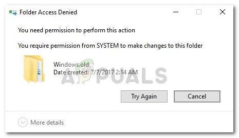 So löschen Sie den Ordner windows.old unter Windows 10
