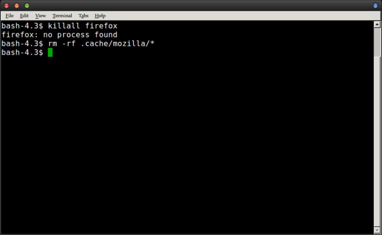 Fix: Ihr Firefox-Profil kann nicht geladen werden.  Es kann fehlen oder nicht zugänglich sein