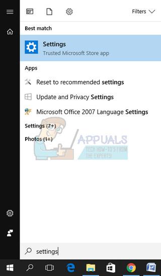Fix: Windows 10 Update Fehlercode 0x8e5e03fa