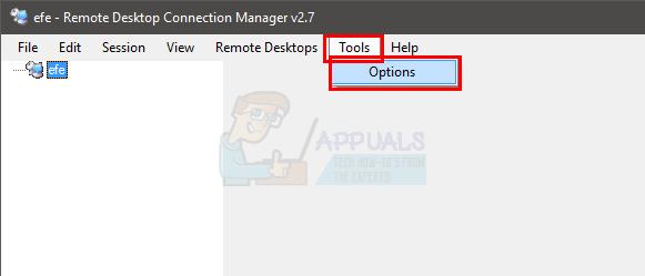 Fix: RDP 'Remote Desktop' Black Boxes / Bars und Bildschirmgröße Problem