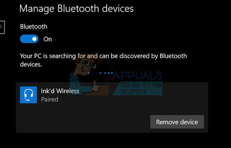 Fix: Bluetooth gekoppelt, aber nicht verbunden