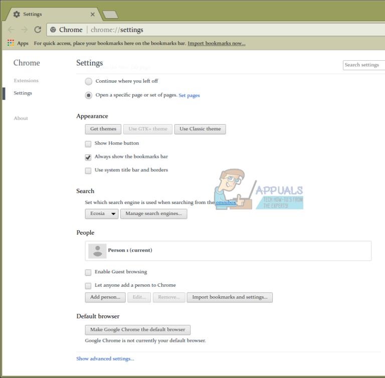So beheben Sie den 400 Bad Request Chrome-Fehler unter Linux