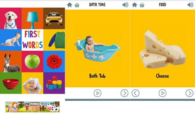 5 besten Android Apps für Ihr Kleinkind zum Spielen