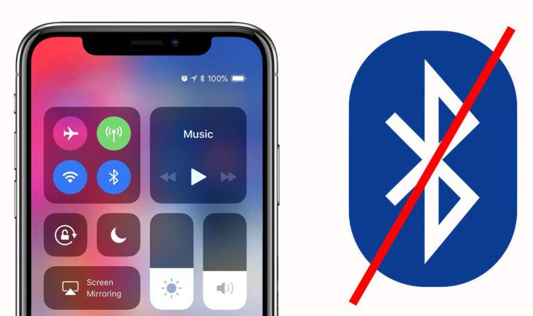 So beheben Sie, dass das iPhone X die Bluetooth-Verbindung verliert