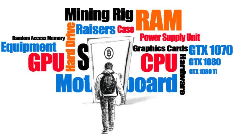 So bauen Sie Ihr erstes GPU-Mining-Rig