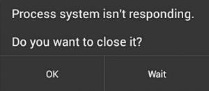 Fix: Prozesssystem reagiert nicht
