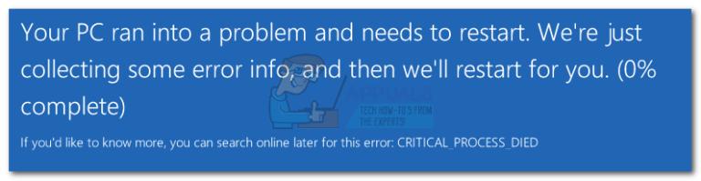 Fix: Blue Screen Error ntkrnlmp.exe