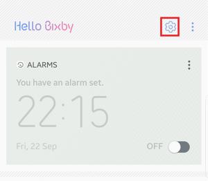 So deaktivieren Sie das störende Bixby auf Ihrem Samsung S8 und Note 8