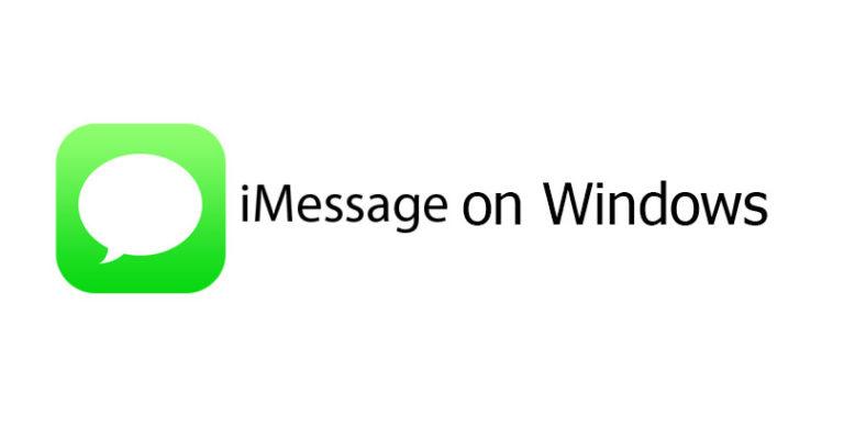 So erhalten Sie iMessage auf Ihrem PC
