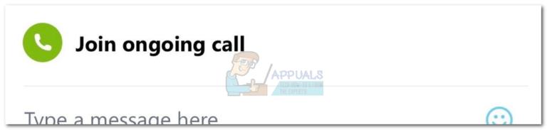 Fix: Kann nicht am Skype-Anruf teilnehmen