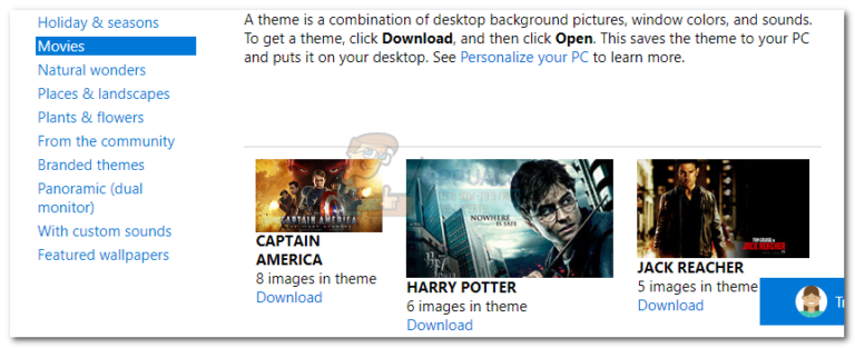 So installieren Sie benutzerdefinierte Windows 10-Designs