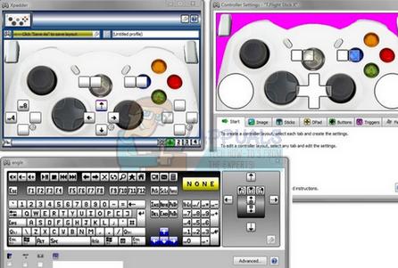 Xpadder gegen Pinnacle Game Profiler (PGP)