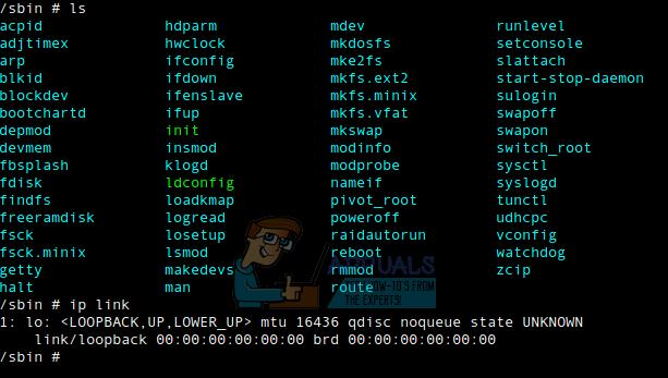 So finden Sie die MAC-Adresse unter Linux