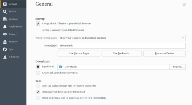 So starten Sie Firefox über die Befehlszeile neu