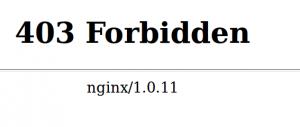 So beheben Sie den '403 Forbidden'-Fehler