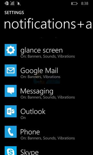 Fix: E-Mail-Benachrichtigung funktioniert unter Windows 10 Mobile nicht