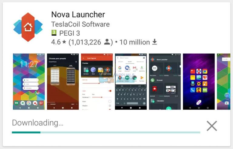 So gestalten Sie Ihr Android mit Nova Launcher