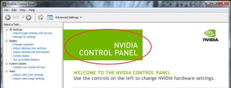 Fix: Nvidia-Systemsteuerung wird nicht geöffnet