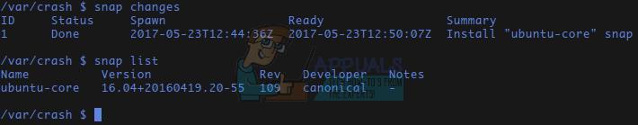 So beheben Sie Snap-Paketabhängigkeitsfehler in Ubuntu